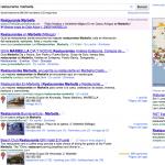Google, las búsquedas locales