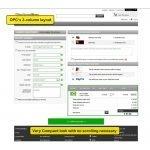 Proceso de checkout de una tienda online. Pago y transporte