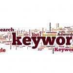 Dónde usar las palabras clave en una página web